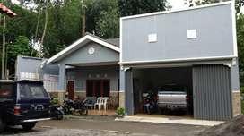 Rumah Siap Huni Di Mlati Sleman Yogyakarta dekat Wisata Kampung Flory