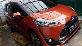 Toyota Sienta 2016 Type Q