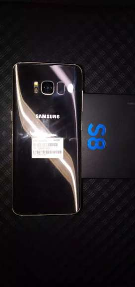 Samsung s8 new condition