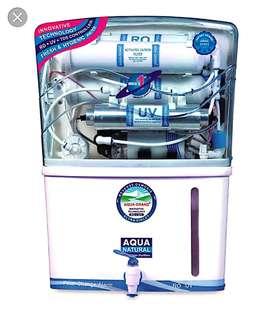Brand New Aquagrand RO+UV+UF water purifier