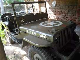 Ford jeep in excellent condition