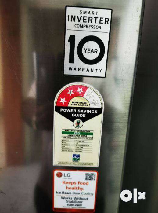 LG fridge 30 months old, very god condition moving out sale 0