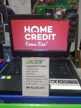 Acer Aspire 5 Credit 3menit