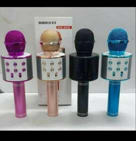 Mic Karoke Wireles WS-858