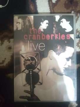 Dvd the cranberriees live london 1994 ori