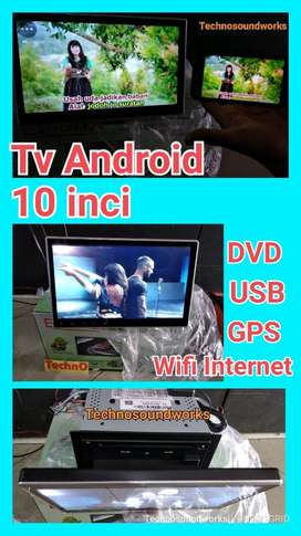 Promo 10 in TV mobil paket sound xpander mirror link WiFi internet