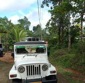 Mahindra Jeep ( thar ) 2011 Diesel Well Maintained