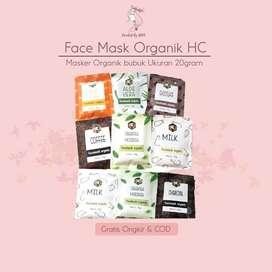 (Special Price) 20 Gram Masker Organik By Hc