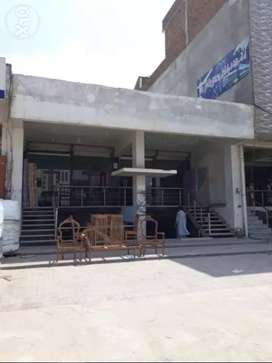 6 Marla Commercial Plaza for sale in Ghouri Ghauri town Islamabad