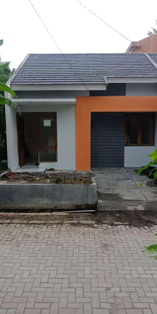 Jual rumah baru 0