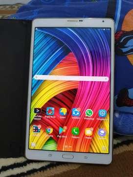 Samsung Tab S 8,4inci ram 3gb { layar superamoled