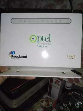 Ptcl Broadband WiFi Device Bilkul New Hai No Any Fault Behtreen Condit