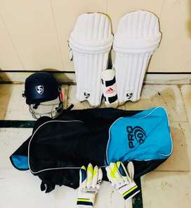 Cricket Kit with all accessories