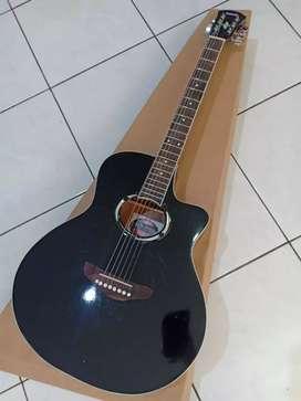 Gitar akustik rahasia