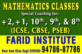 M.Sc(maths)+B.Ed(Sci+maths)+ 15+years experience