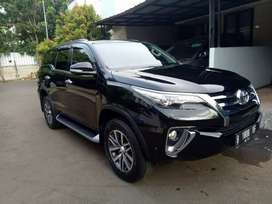 Toyota Fortuner Vrz diesel 2016 Tdp 40jt