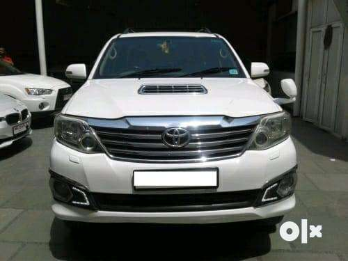 Toyota Fortuner 3.0 4x2 Automatic, 2012, Diesel 0