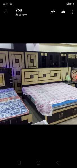 ALMIRAH 6x6 bed ful size Dressing and divider