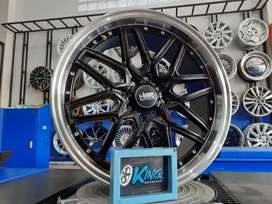 VELG HOTTO RING 17X75 COCOK BUAT MOBIL FREED-JAZZ-XENIA
