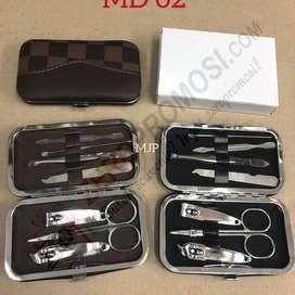 Souvenir Pernikahan Promosi Manicure Set Mini MD02