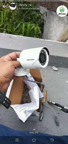 Pasang Alat kamera CCTV pengintai keamanan Cinangka Serang kab