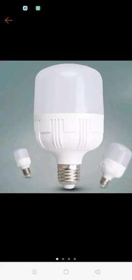 Lampu LED Jumbo Tabung E27 10W Terang Putih Murah Berkualitas