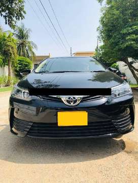 toyota corolla on easy installment and less mark up