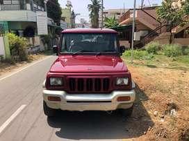 Mahindra Bolero SLX BS IV, 2006, Diesel