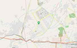 Ideally Located Residential Plot For Sale In Regi Model Town Available