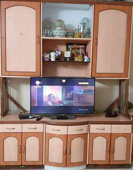 TV and Storage Unit at very competitive price.