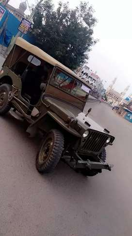 I want to sell my ford Jeep model 1964