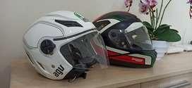 Helm AGV Blade white glossy