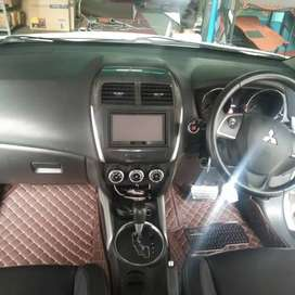 karpet Outlander Sport tahun 2012-2019 Carpet Synthetic Leather