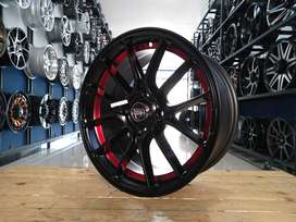 velg racing HSR MIMOSA R15 for ayla agya brio jazz swift mobilio dll