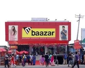 urgent requirement. M Bazar.