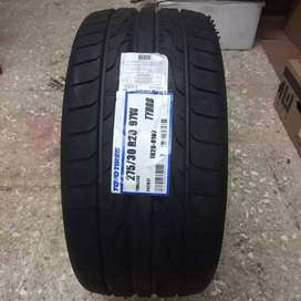 Ban mobil murah Toyo Tires. 275/30 R20  Toyo DRB Mercy