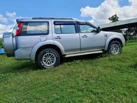 Ford everest 4x2 manual