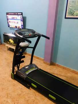 Treadmill auto incline 2 HP murah Garde A gratis antar