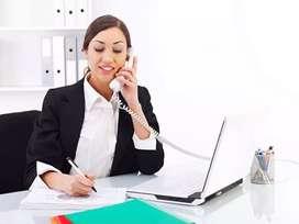Urgent required female  personal secretary in faridabad