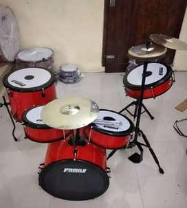 Drum set komplit