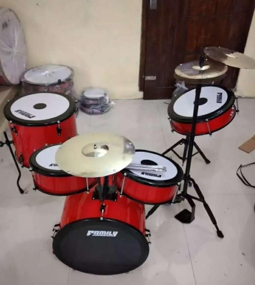 Drum set komplit 0