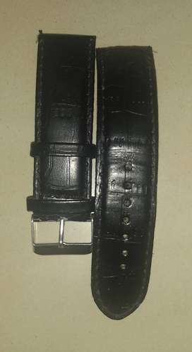 Watch Leather Belt - Brand : United colours of Benetton