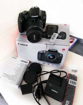 2 TIME USE SLR CAM (DETAILS IN PICS)