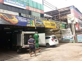 Dijual Turun Harga Bengkel daerah strategis di Kalimalang Bekasi Barat