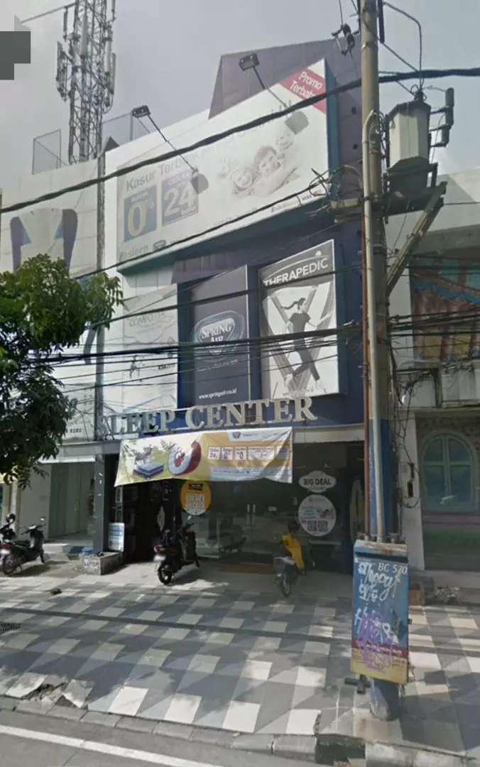 Sewa Ruko Jl.Mayjen Sungkono Surabaya RAYA Sebaris Ciputra World Mall 0