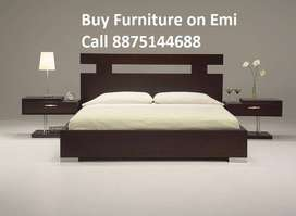 Offer New Double Bed With Box 7200/-,10 year warranty,