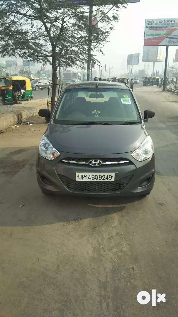 i10, 2012, CNG+Petrol, Excellent condition, Company Fitted CNG 0