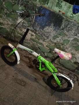 dijual sepeda seli exotic r16