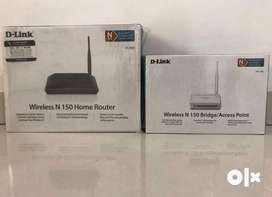 D - Link wireless Router