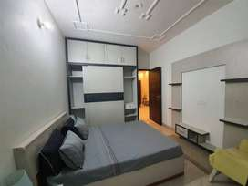 2 BHK fully Furnished with store (Gated Society,)